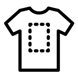 Stampa su magliette, tazze, cuscini, ecc.